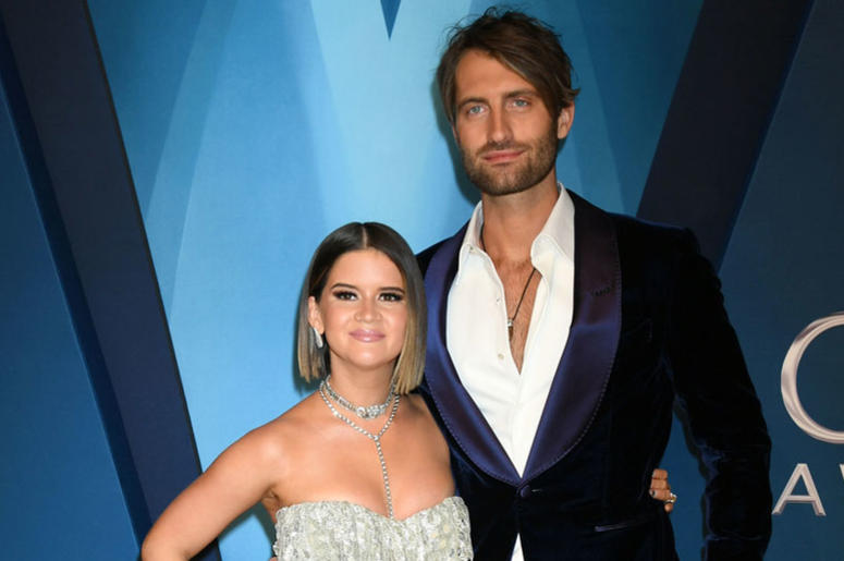 Maren Morris and Ryan Hurd Share Their First Pics From Their Wedding